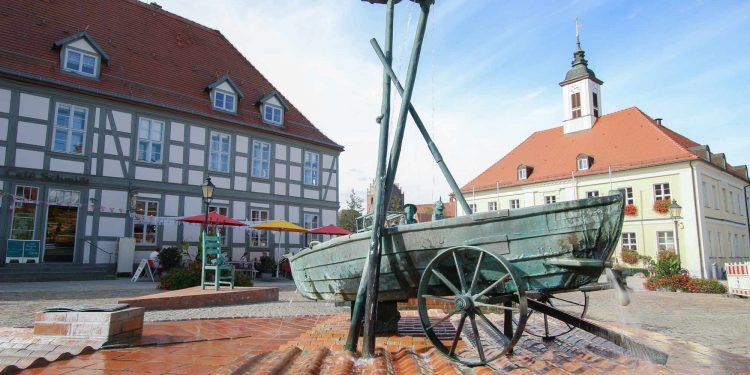 Marktplatz Angermünde